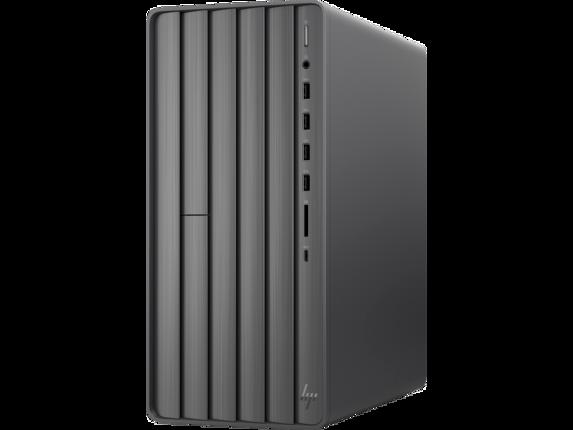 HP ENVY Desktop - TE01-0150xt - Left