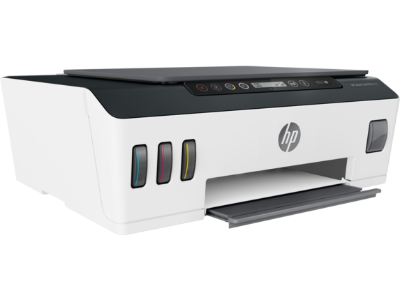 HP Smart Tank Plus 551 Wireless All-in-One - Right