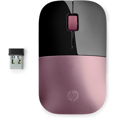 Renewed V0L79AA#ABL Black HP Wireless Mouse Z3700