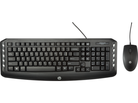 HP C2600 Keyboard and Mouse Combo