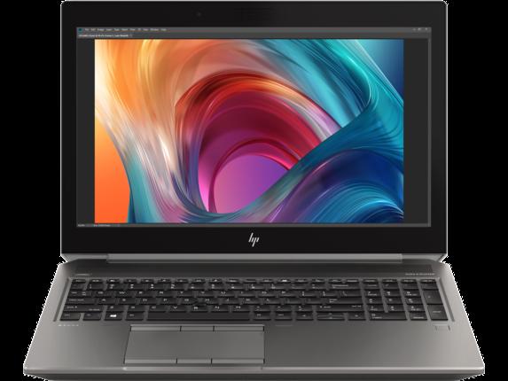 HP ZBook 15 G6 Mobile Workstation - Center