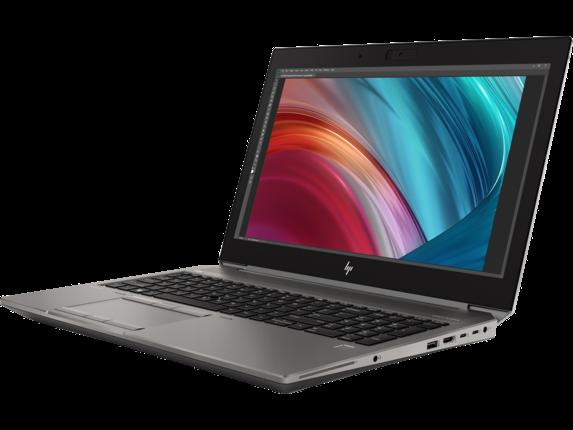 HP ZBook 15 G6 Mobile Workstation - Left