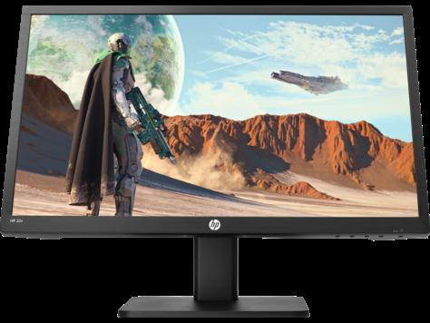 """21,5"""" herní monitor HP 22x"""