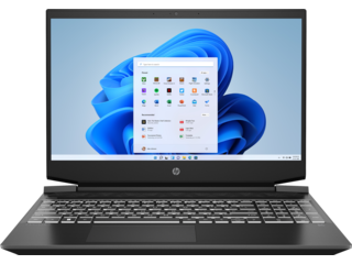 "HP Pavilion 15z 15.6"" Gaming Laptop (Quad Ryzen 7 / 16GB / 512GB SSD)"