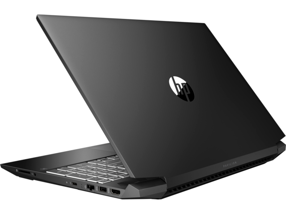 HP Pavilion Gaming Laptop - 15z - Left rear