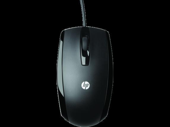 HP USB 3 Button Optical Mouse KY619AA#ABA