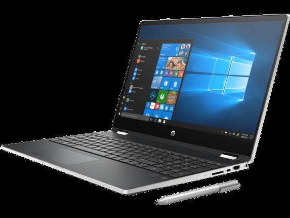 HP Pavilion x360 Laptop - 15t touch - Left