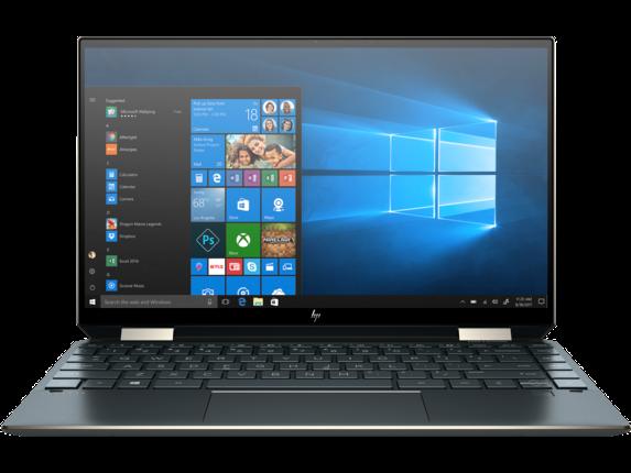 HP Spectre x360 Laptop - 13t touch - Center