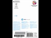 HP 7HF70A kétoldalas matt fotópapír – 25 lap/10 x 15 cm