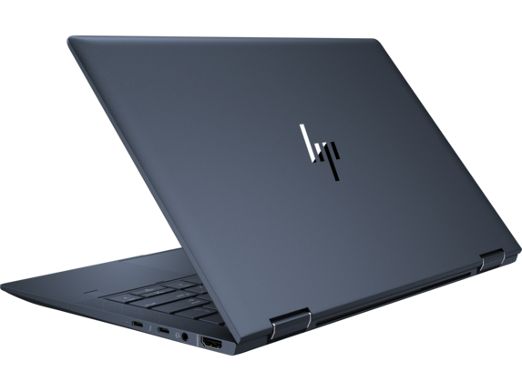 HP Elite Dragonfly Notebook PC - Left rear