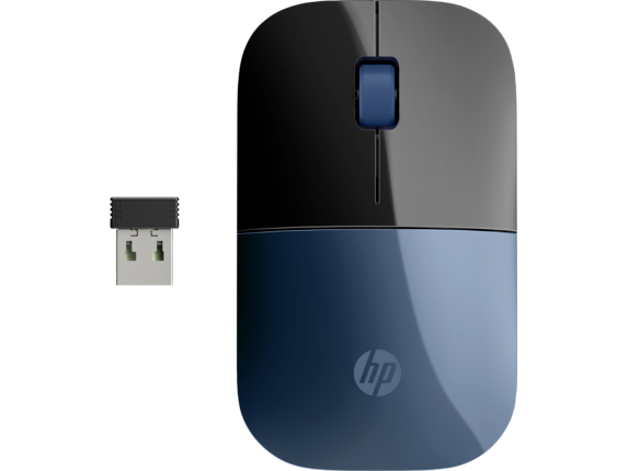 HP Wireless Mouse Z3700|7UH88AA#ABL