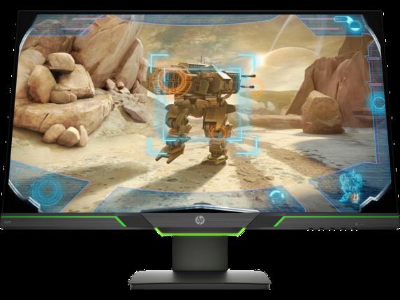HP X27i 2K Gaming Monitor|8AG16AA#ABA
