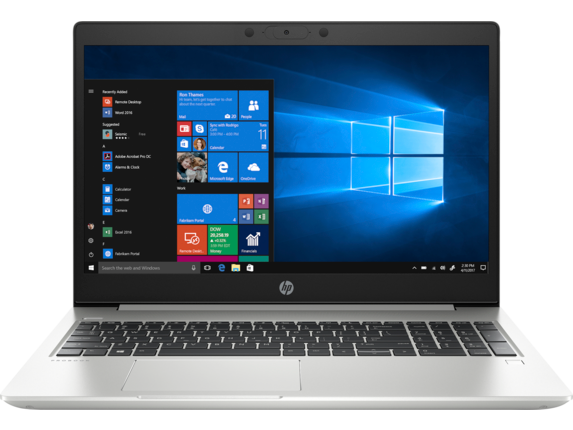 HP ProBook 450 G7 Notebook PC - Customizable - Center
