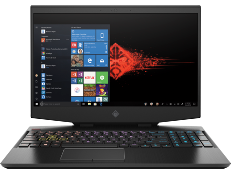 OMEN by HP 15-dh0000 Laptop PC series