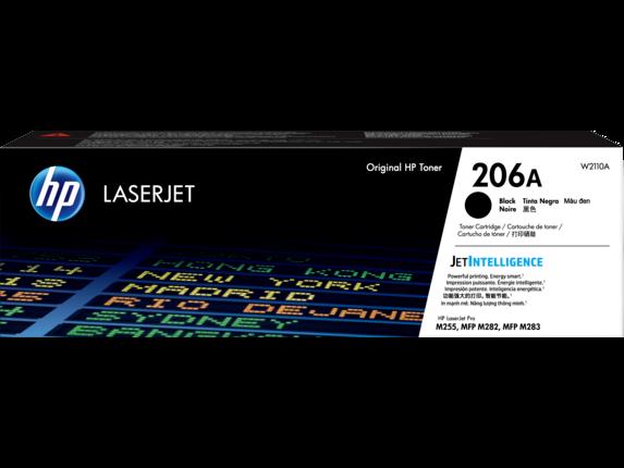 HP 206A Black Original LaserJet Toner Cartridge