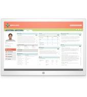 Монитор для визуализации медицинских изображений HP Healthcare Edition HC241