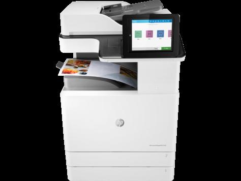 HP Color LaserJet Managed MFP E77422dn
