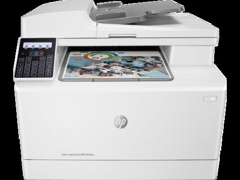Multifunkční tiskárna HP Color LaserJet Pro M183fw