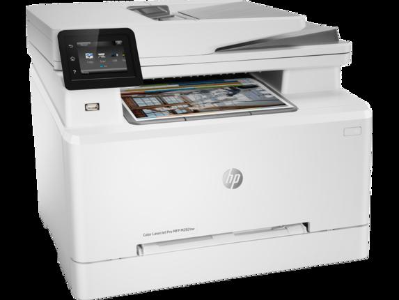 Imprimanta multifunctionala color laser HP