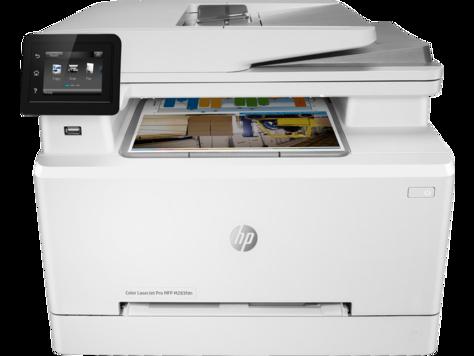 Tiskárna HP Color LaserJet Pro M283fdn