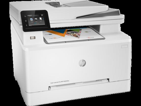 HP Color LaserJet Pro MFP M283fdw - Right