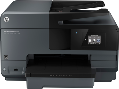 HP Officejet Pro 8640 e-All-in-One Printer