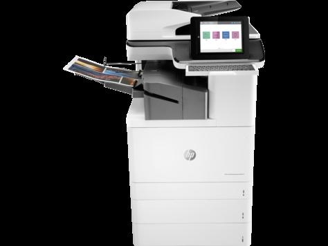 HP Color LaserJet Enterprise Flow-Multifunktionsdrucker M777zs