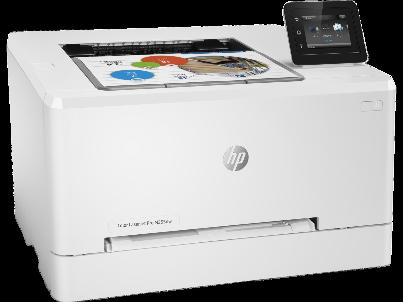 Imprimanta color laser HP