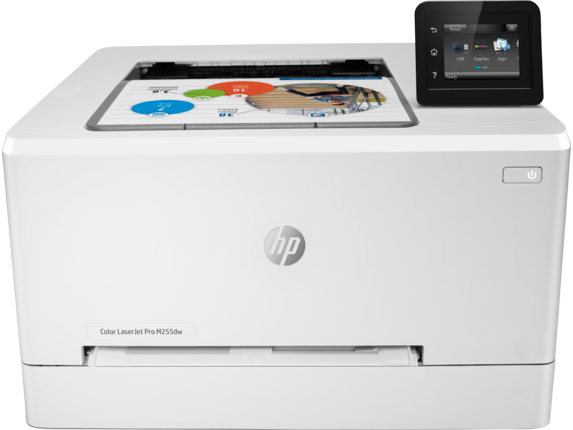 HP Color LaserJet Pro M255dw - Center