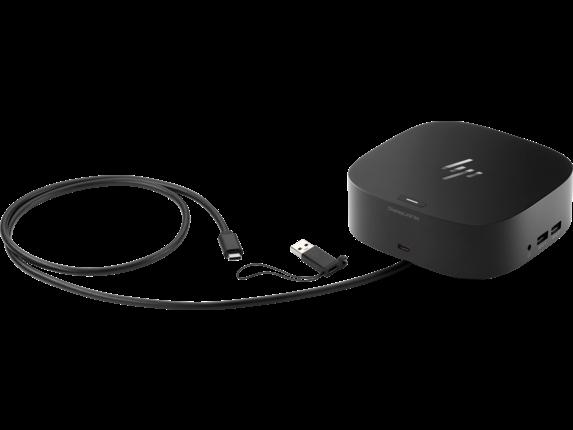 HP USB-C/A Universal Dock G2 - Right