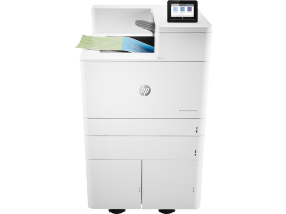 HP Printer|Color LaserJet Enterprise M856dn|10.92 cm Color Graphics Display|T3U51A#BGJ