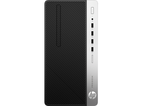HP ProDesk 480 G6 microtower-pc