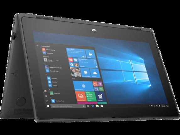 HP ProBook x360 11 G5 EE Notebook PC - Right rear