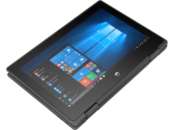 HP ProBook x360 11 G5 EE Notebook PC - Top view closed