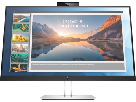 HP E24d G4 FHD Advanced Docking-Monitor
