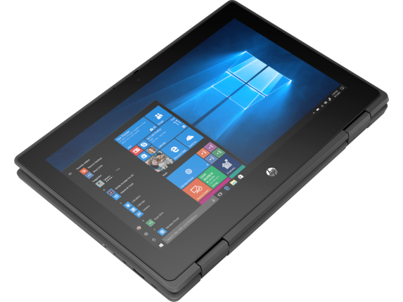 HP ProBook x360 11 G5 EE Notebook PC - Customizable - Top view closed