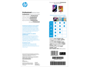 HP 3VK91A Inkjet PageWide és lézernyomtatókhoz készült professzionális üzleti papír – A4 fényes 180 g/m²