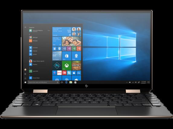 HP Spectre x360 Convertible 13-aw1002nr Bundle Intel Core i7 10th gen 512 GB SSD 16 GB LPDDR4 Windows 10 Home 64 435Y1UA#ABA