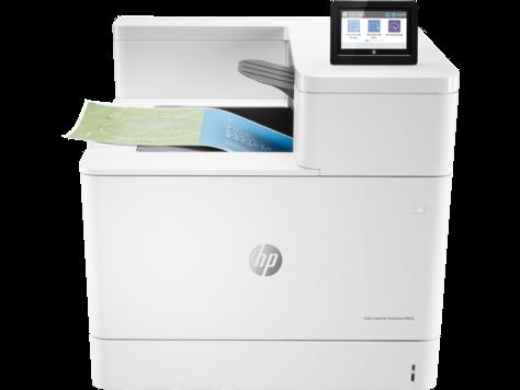 HP Color LaserJet Enterprise M856 Printer series