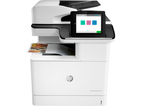 HP Color LaserJet Enterprise MFP M777系列