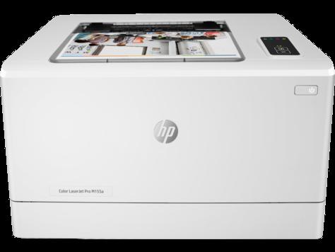 HP Color LaserJet Pro M155a