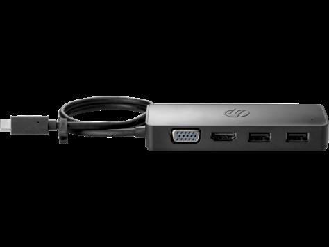 Cestovní rozbočovač HP USB-C G2