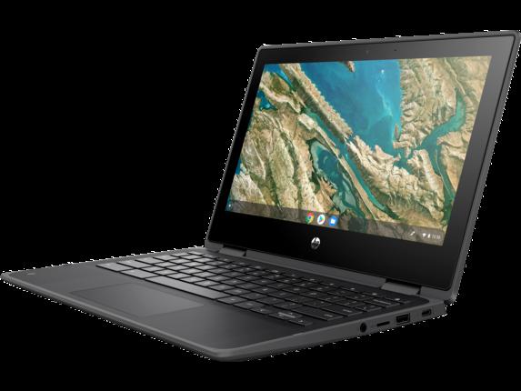 HP Chromebook x360 11 G3 EE Notebook PC - Customizable - Left