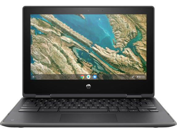 HP Chromebook x360 11 G3 EE Notebook PC - Customizable - Center