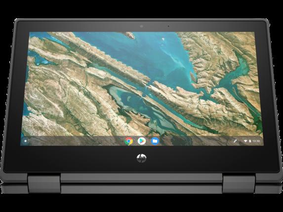 HP Chromebook x360 11 G3 EE Notebook PC - Customizable - Right screen center
