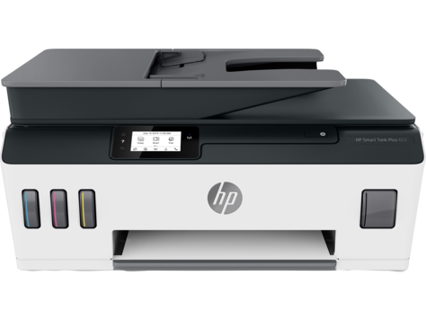 HP Smart Tank Plus 651 Wireless All-in-One