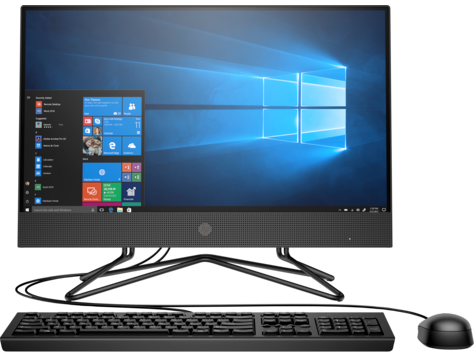 HP 205 G4 22 All-in-One PC