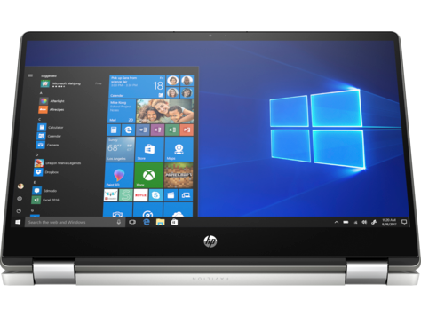 HP Pavilion x360 Convertible Laptop-PC 14-dh0222ng