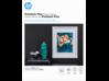 HP Premium Plus Glossy Photo Paper-50 sht/Letter/8.5 x 11 in