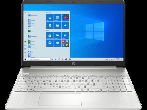 "HP Laptop - 15z-ef100 [Windows 10 Home 64, AMD Ryzen™ 3 processor, AMD Radeon™ Graphics, 8 GB memory; 128 GB SSD storage, 15.6"" diagonal HD display]"
